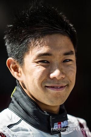 Gazoo Racing photoshoot: Takuto Iguchi
