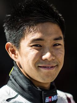 Gazoo Racing fotoshoot: Takuto Iguchi