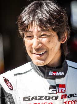 Gazoo Racing fotoshoot: Masahiko Kageyama