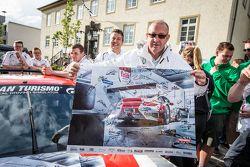 #30 Frikadelli Racing,保时捷997 GT3 R