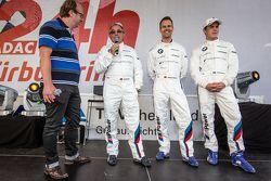Harald Grohs, Victor Bouveng und Bernd Ostmann