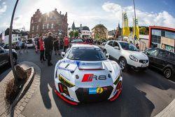 #1 菲尼克斯赛车,奥迪R8 LMS