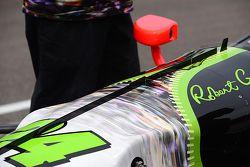 Townsend Bell, Dreyer and Reinbold Racing Chevrolet's wicker