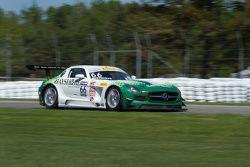#66 DragonSpeed,梅赛德斯-奔驰AMG SLS GT3: Frankie Montecalvo
