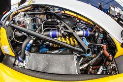 Scuderia Cameron Glickenhaus SCG003C engine