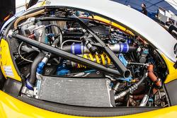 تفاصيل محرك سيارة سكوديريا كاميرون غليكنهاوس أس سي جي003 سي