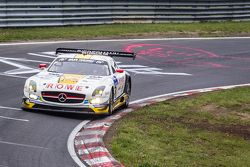 #23 Rowe Racing,梅赛德斯-奔驰SLS AMG GT3: Klaus Graf, Christian Hohenadel, Nico Bastian, Thomas Jäger