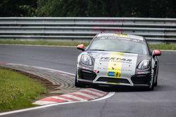 #178 Black Falcon, Porsche Cayman: Sören Spreng, Aurel Schoeller, Christian Raubach