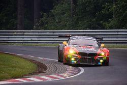 #20 Schubert Motorsport,宝马Z4 GT3: Dominik Baumann, Claudia Hürtgen, Jens Klingmann, Martin Tomczyk
