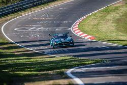 #5 Black Falcon Mercedes-Benz SLS AMG GT3: Abdulaziz Al Faisal, Hubert Haupt, Yelmer Buurman, Jaap v