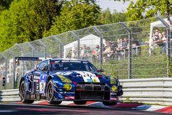#21 Schulze Motorsport Nissan GT-R Nismo GT3: Tobias Schulze, Michael Schulze, Florian Strauss, Jord