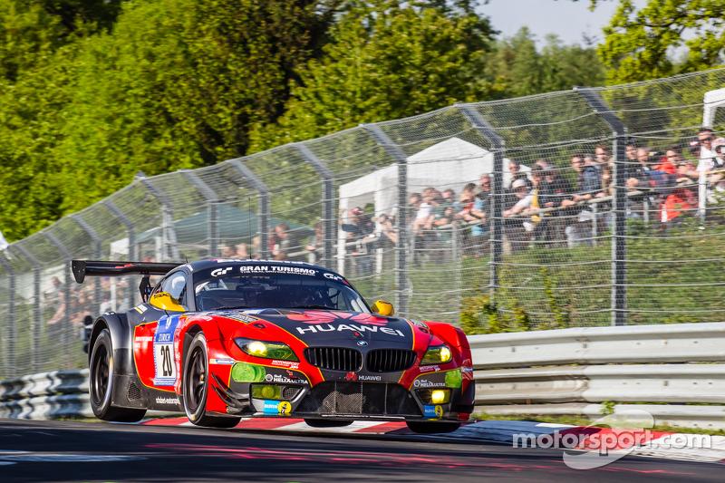 #20 Schubert Motorsport, BMW Z4 GT3: Dominik Baumann, Claudia Hürtgen, Jens Klingmann, Martin Tomczy