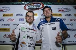 Roberto Espinosa y Rubén Rovelo
