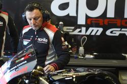 Фаусто Гресини, Aprilia Racing Team Gresini