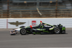 Townsend Bell, Dreyer and Reinbold Racing Chevrolet