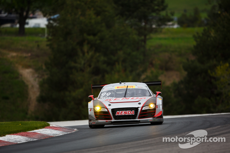 #99 JCR Motorsports, Audi R8 LMS Ultra: Jeff Courtney
