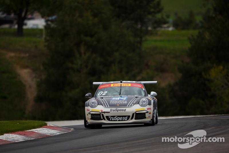 #02 TruSpeed Autosport, Porsche 911 GT3 Cup: Sloan Urry
