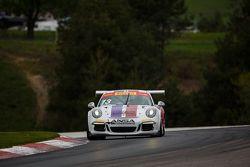#13 ANSA Motorsports Porsche 911 GT3 Cup: Lorenzo Trefethen