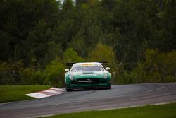 #66 DragonSpeed, Mercedes-Benz AMG SLS GT3: Frank Montecalvo