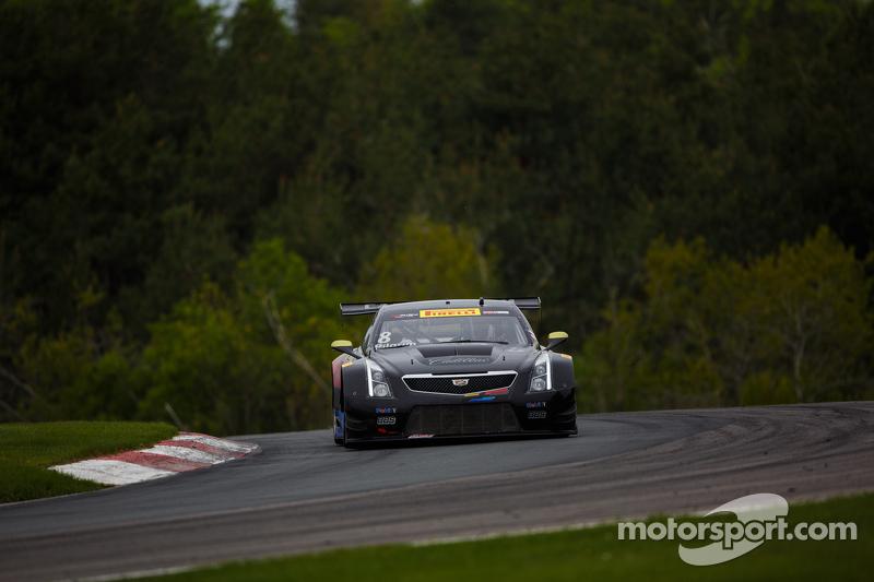 #8 Cadillac Racing Cadillac ATS-VR GT3: Andy Pilgrim