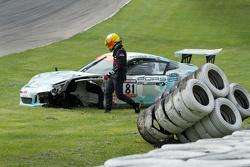 #81 DragonSpeed Porsche 911 GT3 Cup: Víctor Gómez