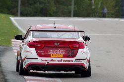 #38 Kinetic Motorsports, Kia Racing Kia Optima: Mark Wilkins