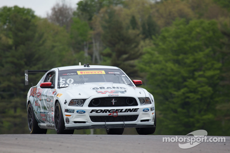 #50 Rehagen Racing Ford Boss 302: Dean Martin