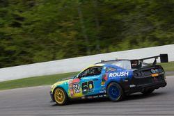 #60 Capaldi Racing, Ford Boss 302: Jack Roush jr.