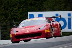 #62 R. Ferri Motorsport, Ferrari 458 GT3 Italia: Marc Muzzo