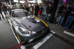 AMG GT3 baru dipamerkan