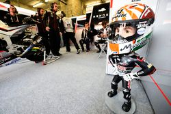 Un mini Johann Zarco, Ajo Motorsport