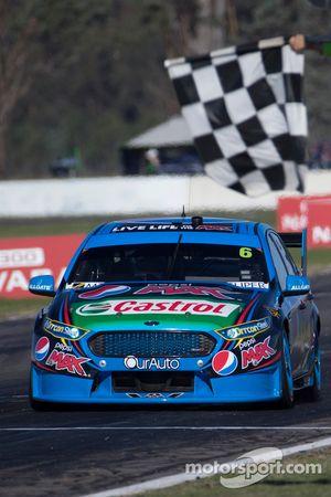 Chaz Mostert, Prodrive Racing Australia, Ford, siegt