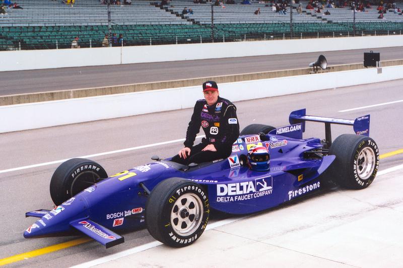 Buddy Lazier und die Ford-Power