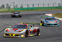 #1 Clearwater Racing, Ferrari: Mok Weng Sun, James Calado