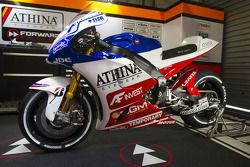 La Yamaha Forward Racing de Loris Baz