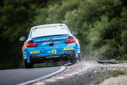 #309 Adrenalin Motorsport BMW M235i Racing : Norbert Fischer, Christian Konnerth, Thorsten Wolter, Christopher Rink
