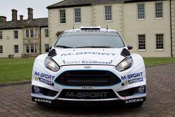 Yeni Ford Fiesta RS WRC