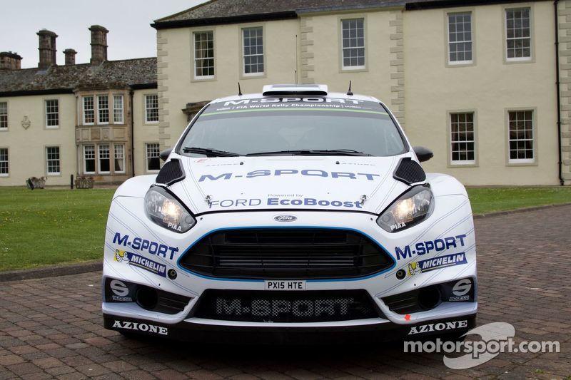 La nouvelle Ford Fiesta RS WRC