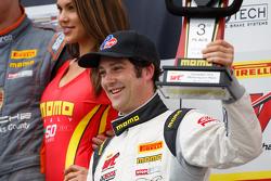 Podyum: Üçüncü #13 ANSA Motorsports Porsche 911 GT3 Kupası: Lorenzo Trefethen