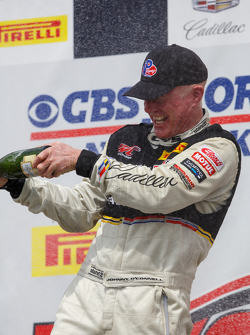 Podium: 1. #3 Cadillac Racing, Cadillac ATS-VR GT3: Johnny O'Connell