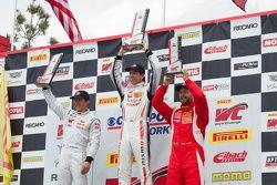 GTA podium: winner Bryan Heitkotter