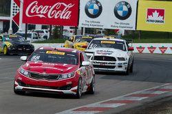 #38 Kinetic Motorsports / Kia Racing Kia Optima: Mark Wilkins