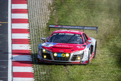 #15 Audi Race Experience, Audi R8 LMS ultra: Alex Yoong, Frankie Cheng, Marchy Lee, Shaun Thong mit