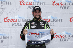 Pole-Sitter: Drew Herring, Joe Gibbs Racing, Toyota