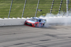 Kenny Wallace in difficoltà