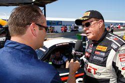 Juara balapan #73 GTSport Racing Porsche Cayman S: Jack Baldwin