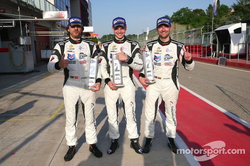 #15 SVK by Speed Factory, Ginetta - Nissan: Jesus Fuster, Konstantin Calko, Dainius Matijosaitis