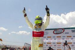 Ganador de la carrera: Rodrigo Peralta, Tame Racing