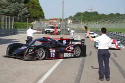 #15 SVK by Speed Factory, Ginetta - Nissan: Konstantin Calko, Jesus Fuster, Dainius Matijosaitis