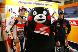 Марк Маркес и Дани Педроса, Repsol Honda Team